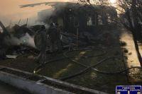 Пожар в воинской части под Львовом: прокуратура назвали причину возгорания