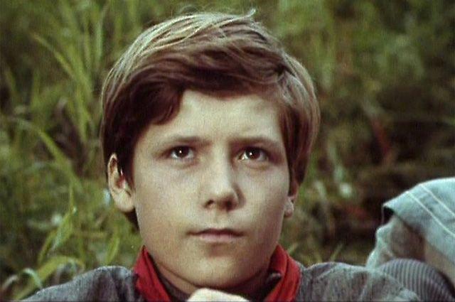 Сергей Шевкуненко в фильме «Бронзовая птица», 1974 год