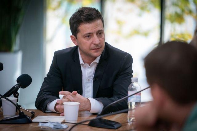 Зеленский подписал закон об инженерно-техническом обустройстве госграницы