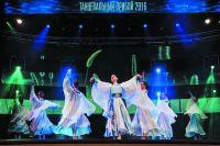 «Танцевальный прибой» собирает лучшие танцевальные коллективы.