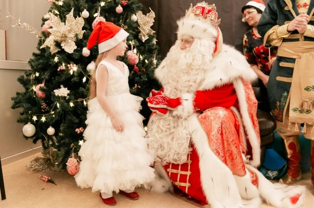 Это уже четвертое путешествие Деда Мороза