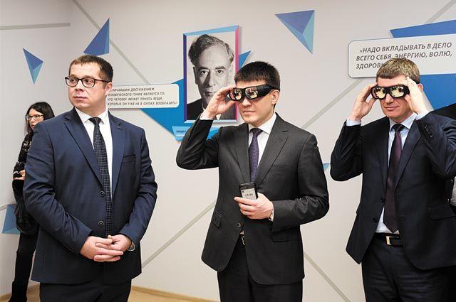 Михаил Котюков дал высокую оценку развитию научного центра в Перми.
