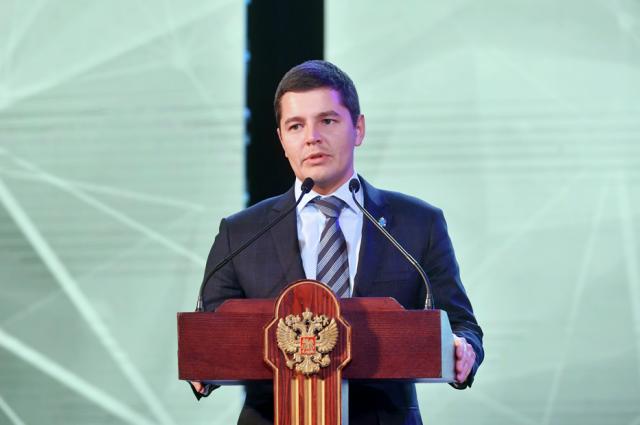 Глава ЯНАО принял участие в награждении победителей конкурса профмастерства