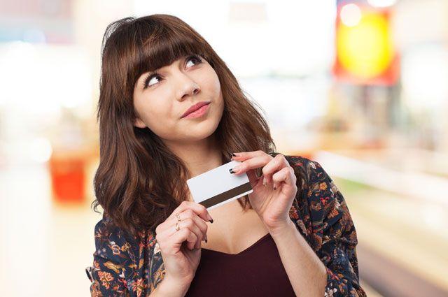 Девушка просит взять кредит онлайн заявка по кредиту сбербанк