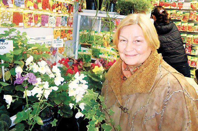 Галина Толстова: «Агрофирма была в основном для выращивания саженцев. А мне хотелось расширить ассортимент продукции».