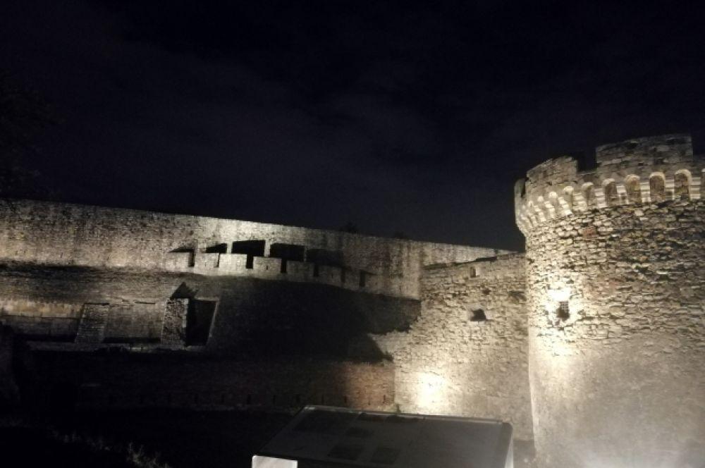 Калемегдан в Белграде - древняя крепость и музей.