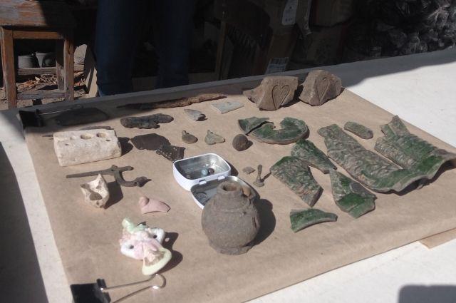 Археологические находки порой очень удивляют ученых.