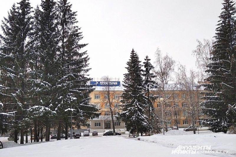 Планетарий в КемГУ появился в 1967 году.