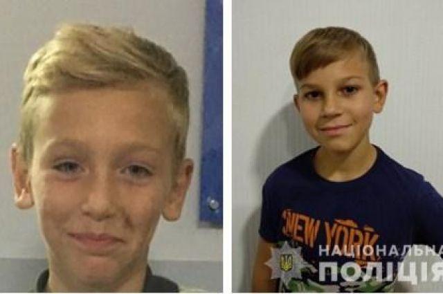 Под Киевом по дороге из школы пропали два мальчика