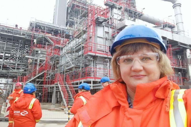 Нефтезавод в Панчево сегодня самый современный.