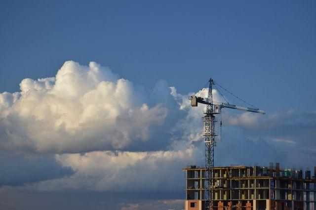В регионе повсеместно идет строительство современных кварталов.
