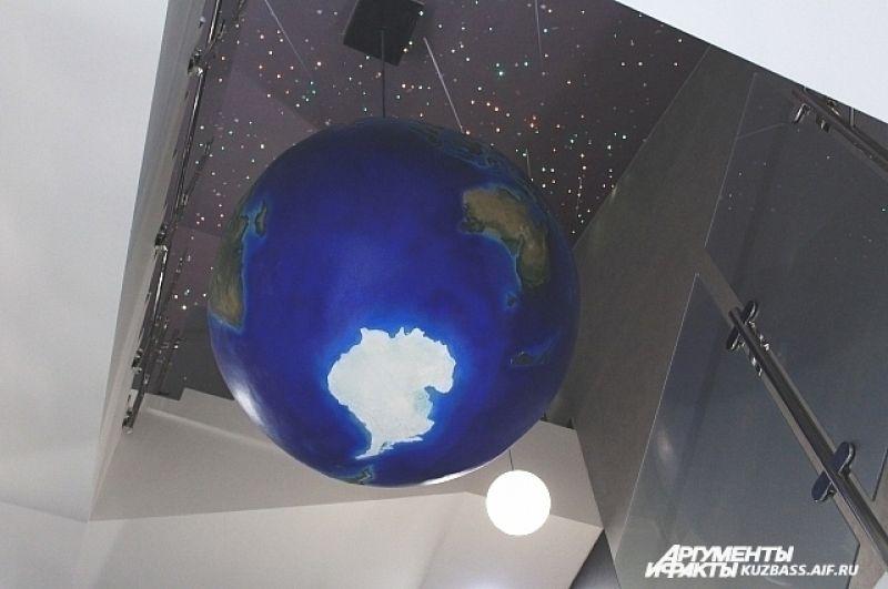 Кемеровский планетарий включён в список 26 планетариев России, а также список планетариев мира.