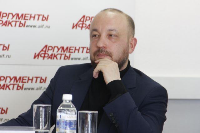 Михаил Щапов.