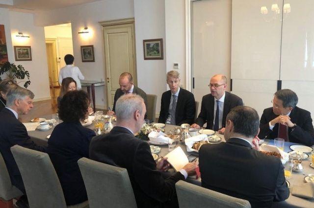 Послы «Большой семерки» поддержали новое соглашение Украины и МВФ