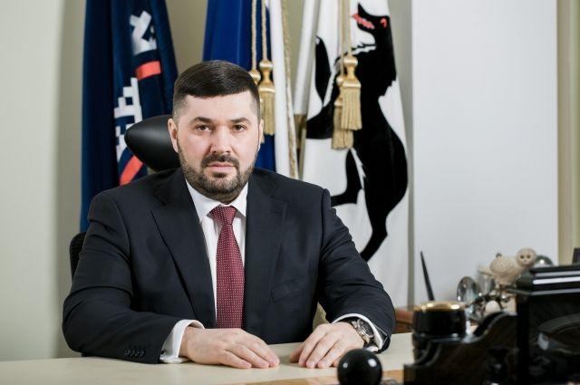 Бывший глава Салехарда стал помощником председателя Заксобрания ЯНАО