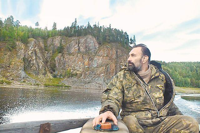 Михаил Тарковский – племянник знаменитого режиссёра Андрея Тарковского. Но взгляды на жизнь унего совсем другие.