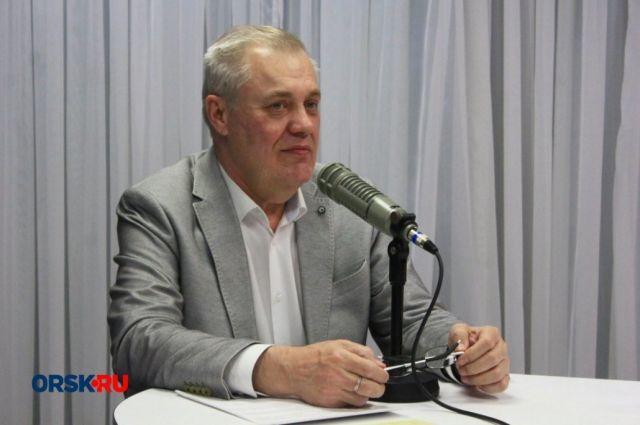 Скончался директор Орского драмтеатра