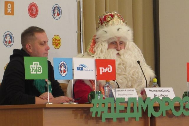 Главный Дед Мороз страны рассказал, о чем ему пишет президент