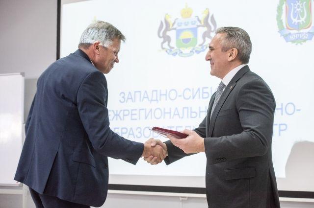 В Тюмени обсудили механизмы работы Западно-Сибирского НОЦ
