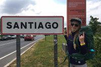 Сантьяго-де-Компостела - конечная точка паломнического маршрута.