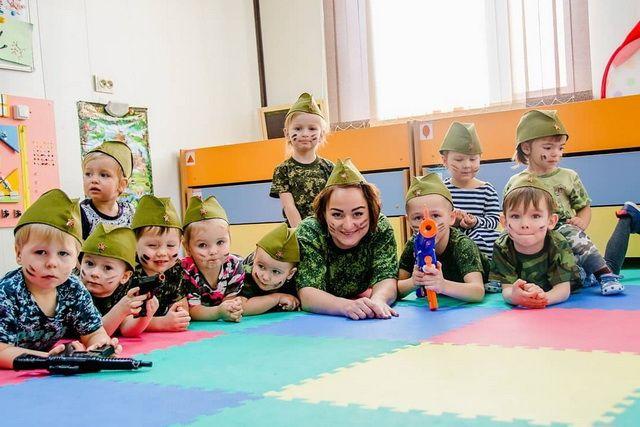 Частный детский сад в Сероглазке появился 4 года назад.