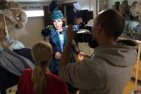 Один из любимых балетных спектаклей - «Золушка». Сергей Флягин блистательно танцует партию мачехи.