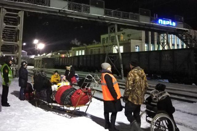 Пермяки вернулись из Санкт-Петербурга с Чемпионата России по танцам на колясках.