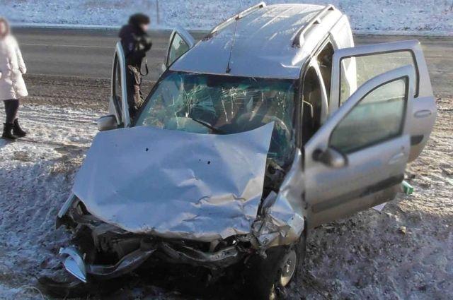 Две женщины пострадали в ДТП на трассе в Удмуртии
