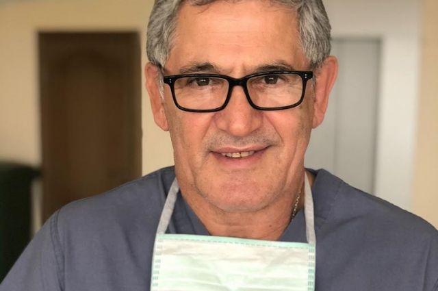 Единственный из российских докторов, кому вручили международную премию «Врач мира».