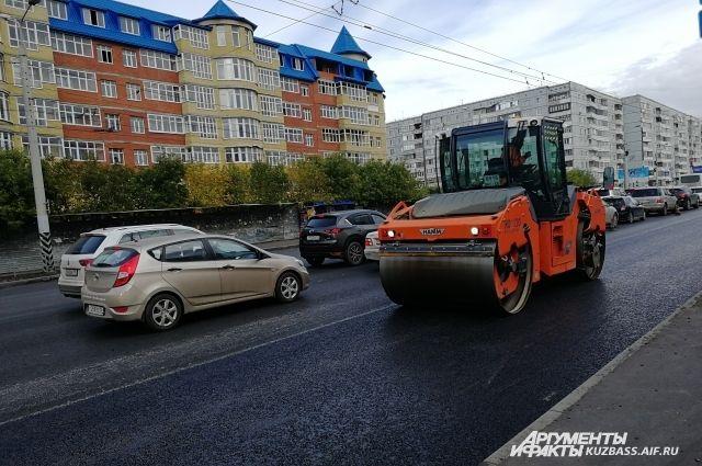 Ремонт дорог в этом году вели весьма активно.