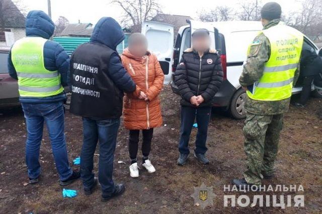 В Луганской области полиция задержала группу наркоторговцев