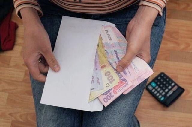 В Украине подсчитали количество неофициально трудоустроенных граждан