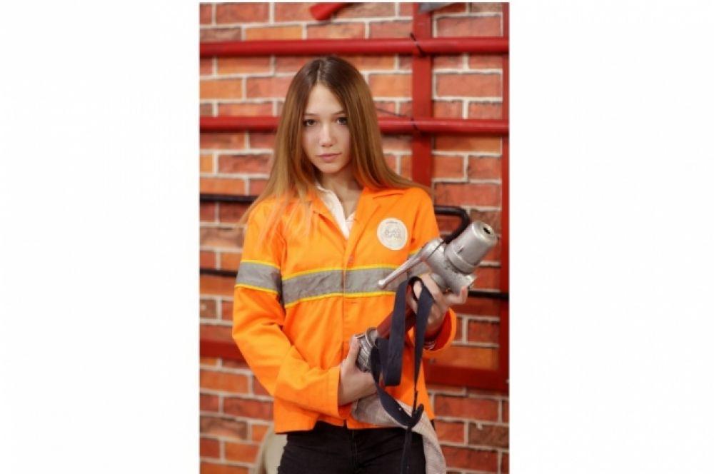 Сябренко Лиана, 12 лет