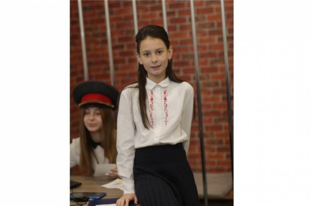 Шигабутдинова Ульяна, 11 лет