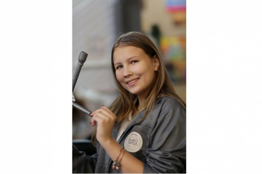 Антипина Вера, 15 лет