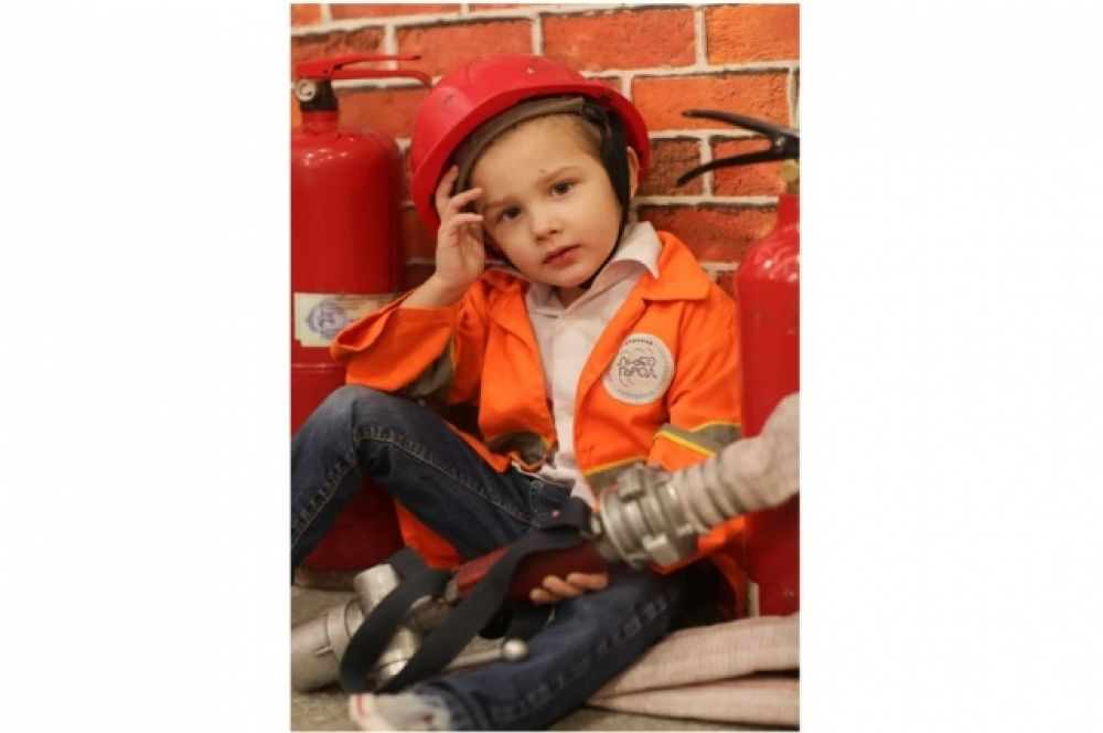 Анциферов Альберт, 4 года