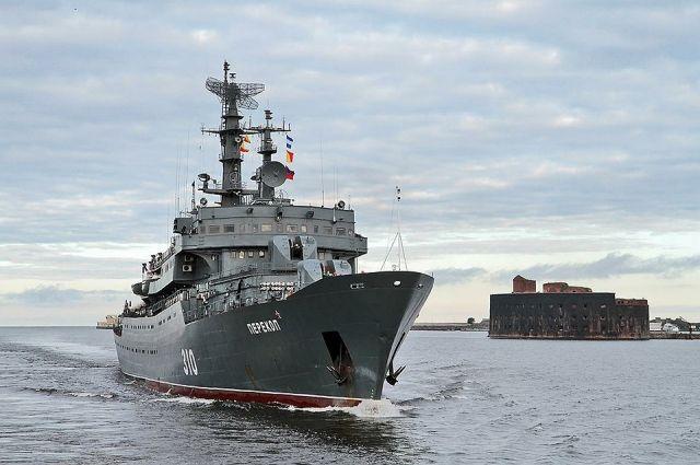 Корабль Балтийского флота «Перекоп» вышел из Шри-Ланки в Севастополь