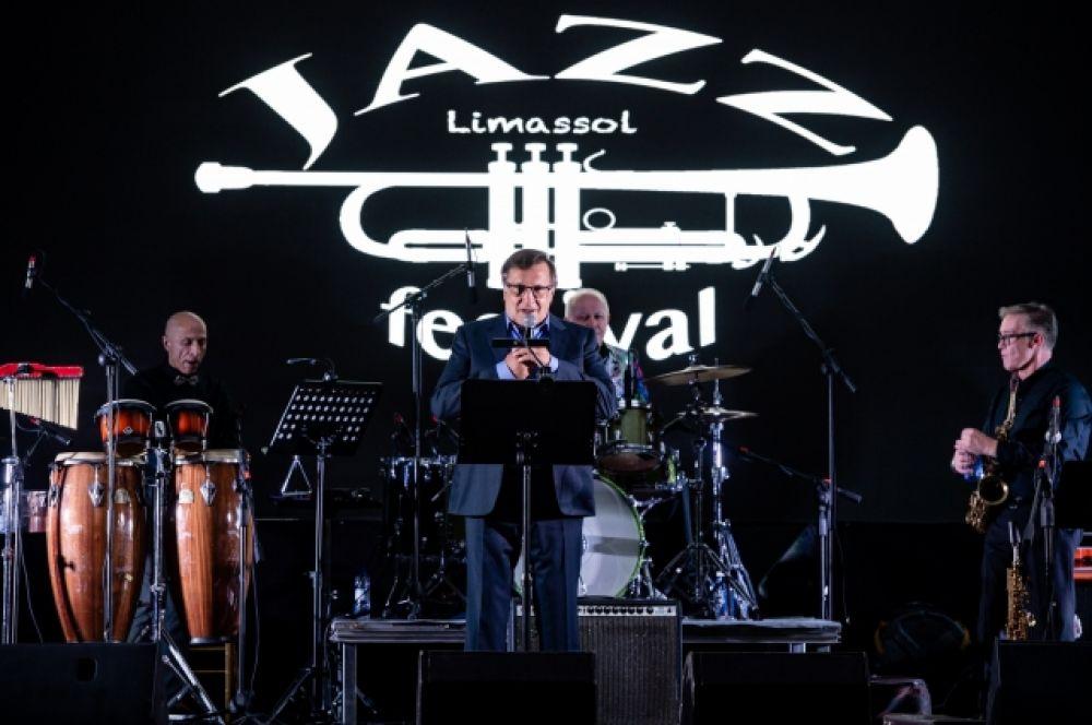 Вячеслав Заренков: «Думаю, международный джазовый фестиваль на Кипре займёт достойное место в мировой джазовой жизни. Я уверен  в этом».