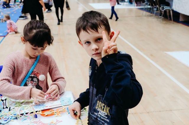 Более тысячи тюменцев 16-17 ноября посетили семейную игротеку