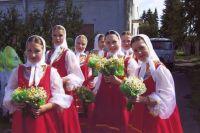 Ансамбль «Жарки» из Седельниковского района.