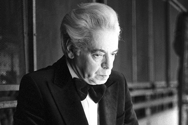 За многогранность таланта Райкина называли русским Чарли Чаплиным.