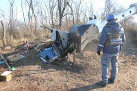 Донбасс: в районе Петровского начали демонтаж укреплений