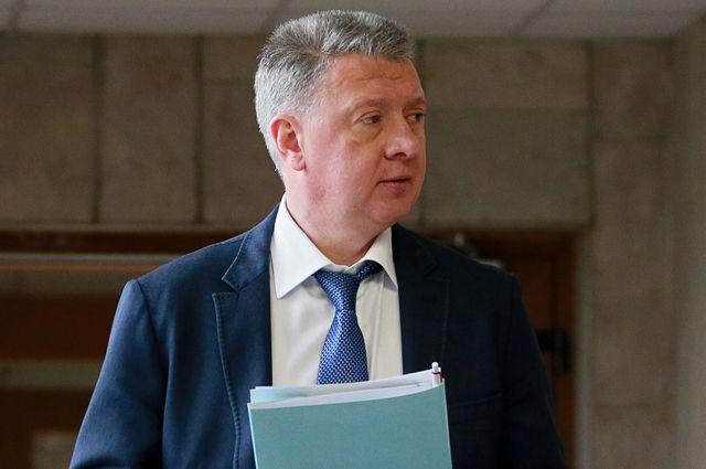 Президент ВФЛА Дмитрий Шляхтин.