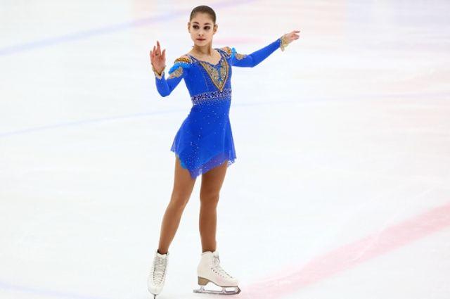 Алена Косторная завоевала золото наэтапе Гран-при вЯпонии