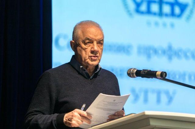 Против бывшего ректора Ухтинского государственного технического университета возбудили уголовное дело.