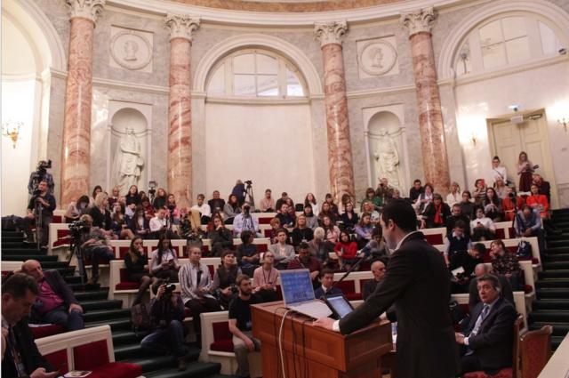 В этом году участниками форума станут более 350 журналистов из 35 стран мира.