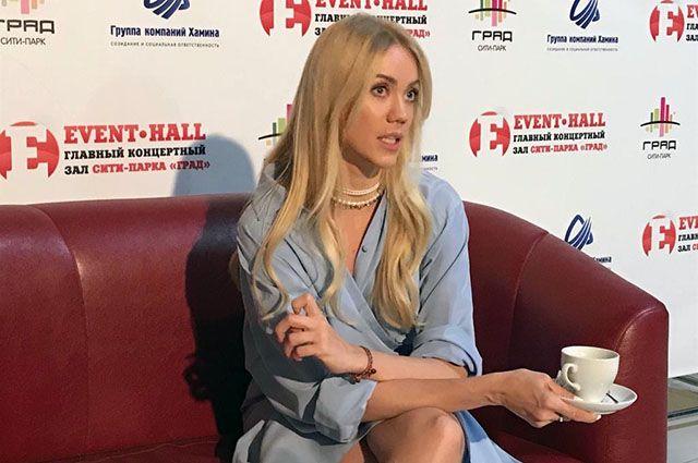 Елена Крыгина приехала в Воронеж на форум красоты.