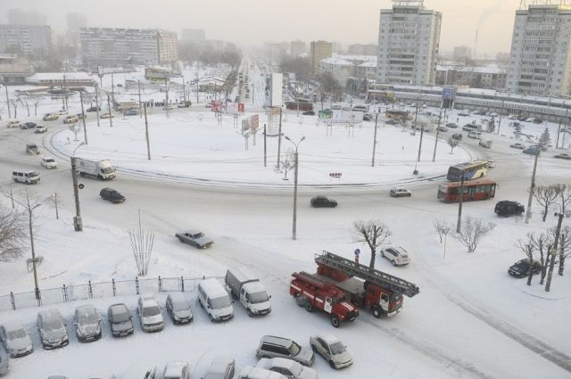 В Красноярске планируется строительство транспортной развязки на Предмостной площади.