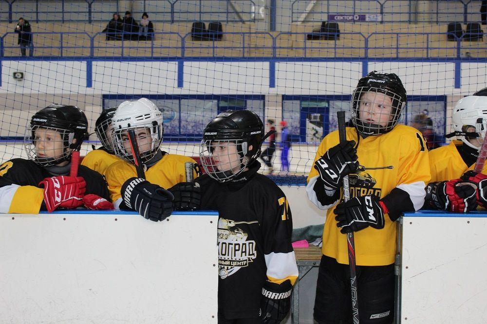Будущее челябинского хоккея.