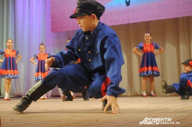В Оренбурге конкурс хореографического мастерства собрал порядка 600 участников.
